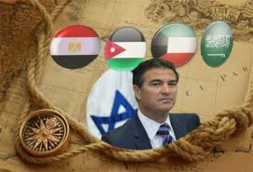 """المخابرات الصهيونية ودول """"الاعتدال"""""""