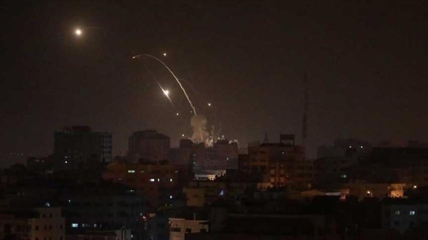 انفجار داخلي في غزة