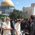 اقتحام قطعان المستوطنين للمسجد الأقصى بحماية قوات العدو (أرشيف)