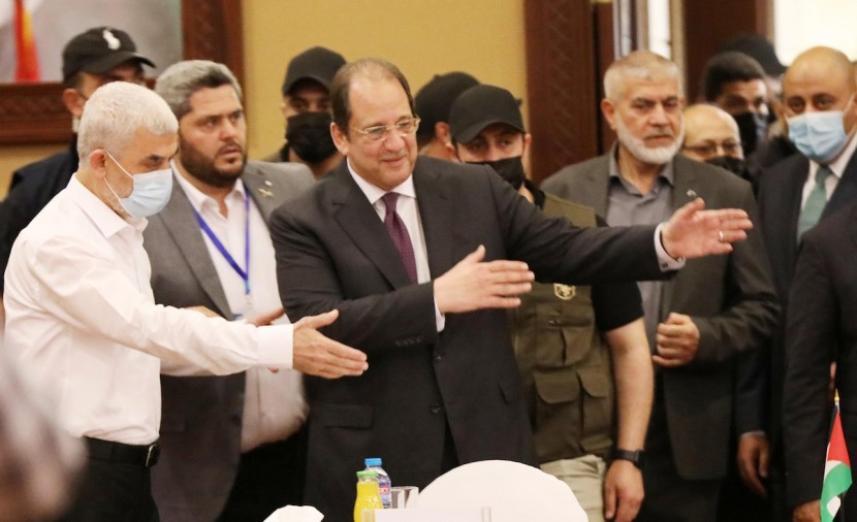 المخابرات المصرية والفصائل