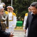 الصين وإيران في جبهة واحدة