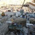 الحفريات أسفل المسجد الأقصى المبارك
