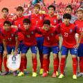 المنتخب الكوري الجنوبي