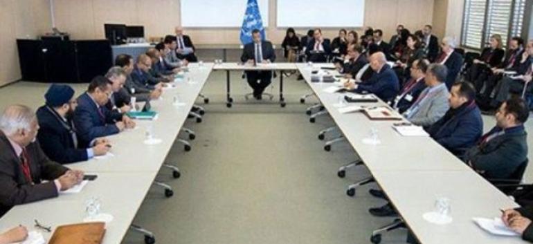 المفاوضات اليمنية
