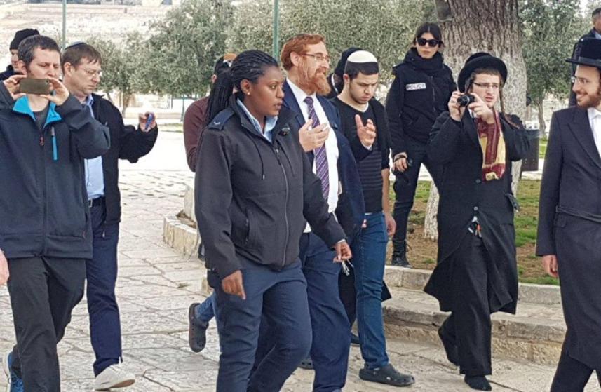 الحاخام الصهيوني غليك