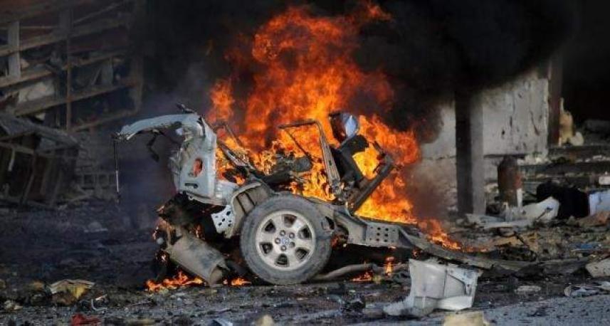 تفجير انتحاري بالصومال