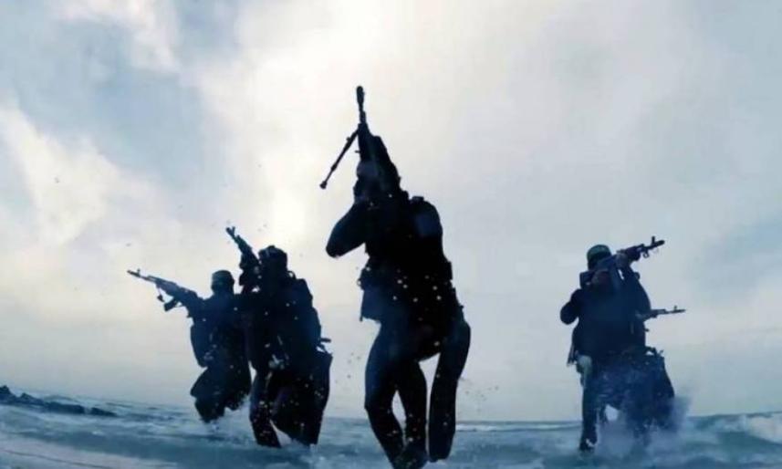 قدرات حماس البحرية