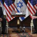 وزير خارجية أمريكا ورئيس حكومة العدو.. بلينكن وبينيت والملف النووي