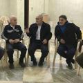 القيادي بسام موعد ووفد من آل واكد