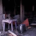 اضرار الاشتباك في مخيم المية ومية