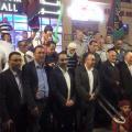 خلال بدء فعاليات الكرنفال في القدس