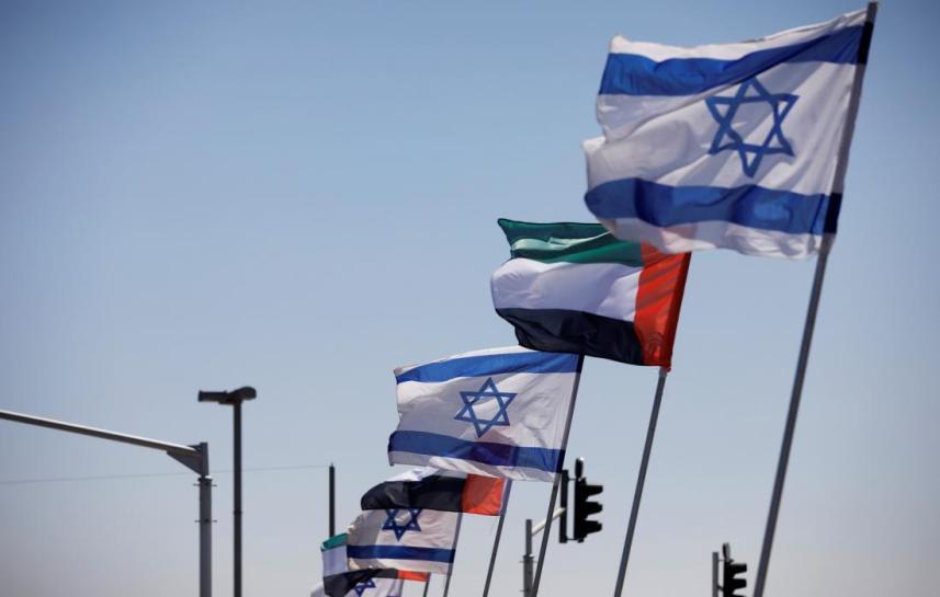 اجتماع رباعي يضم الكيان الصهيوني والإمارات
