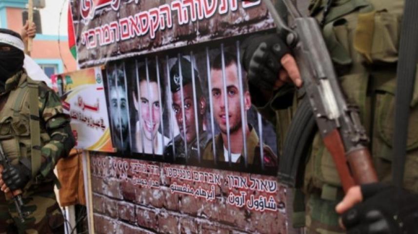 تبادل الأسرى مع حماس