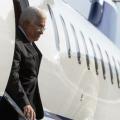 طائرة لمحمود عباس