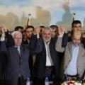 قادة من حركة فتح وحماس