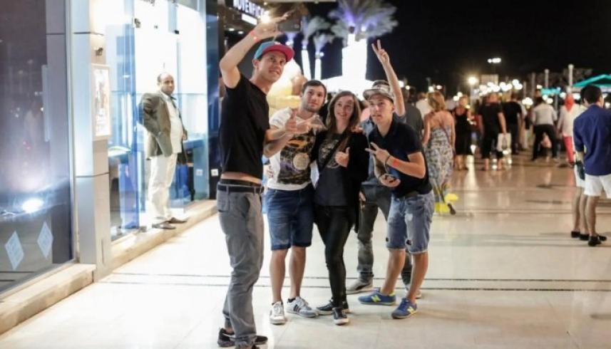 سياح إسرائيليون