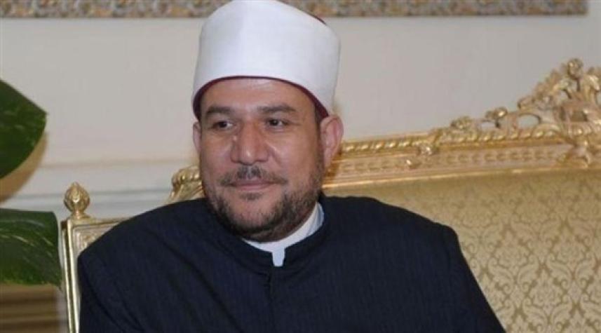 وزير الأوقاف المصري محمد مختار جمعة