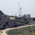 الجدار الاسرائيلي على حدود لبنان