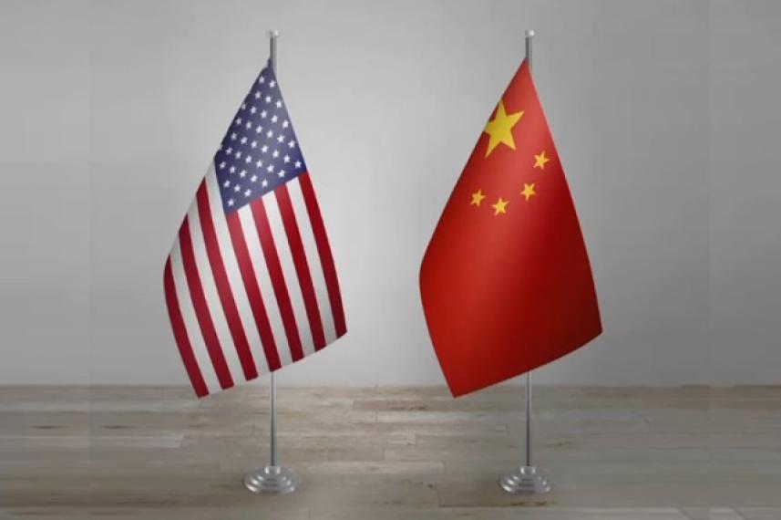 أمريكا + الصين