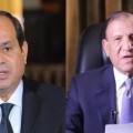 عبد الفتاح السيسي وسامي عنان