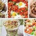 خمسة أطعمة تقلل من مستوى الكوليسترول
