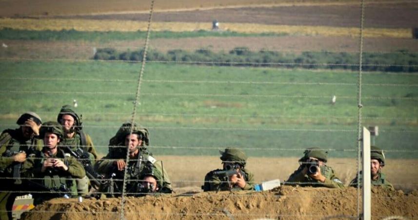 حدود غزة