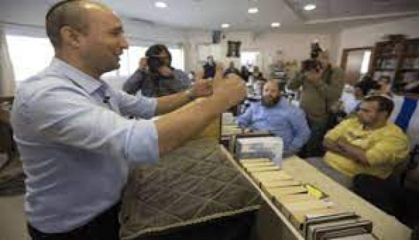 """ميخا غودمان ومصطلح """"تقليص"""" الصراع الفلسطيني-""""الإسرائيلي"""""""