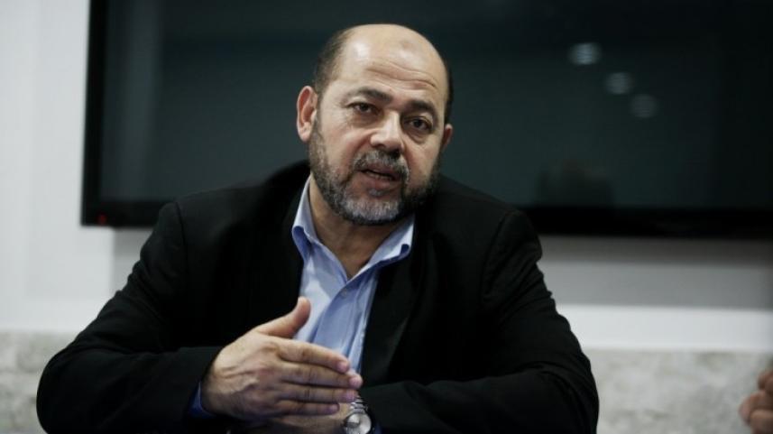 أبو مرزوق: رفضنا دعوة ترامب للقاء