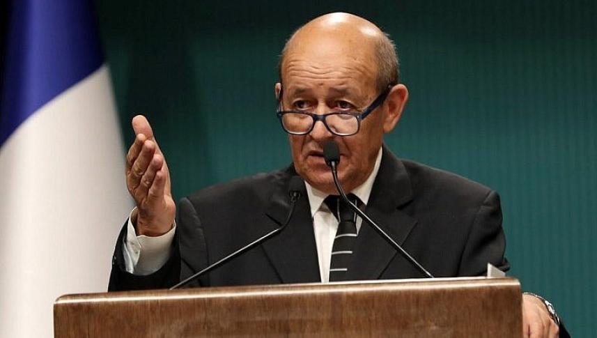 نائب الناطق باسم وزارة أوروبا والشؤون الخارجية الفرنسية جان إيف لودريان