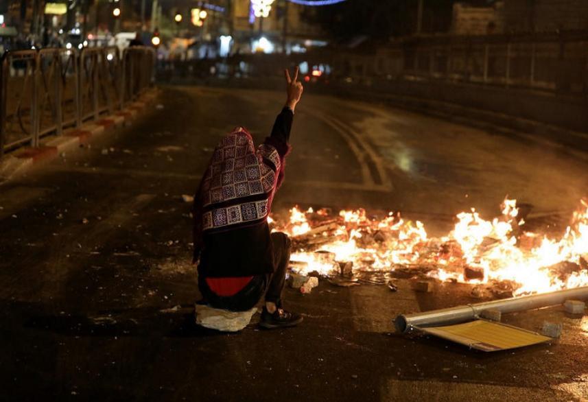 مواجهات في مدينة القدس