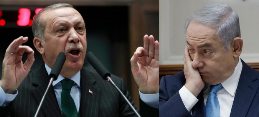 أردوغان لنتنياهو