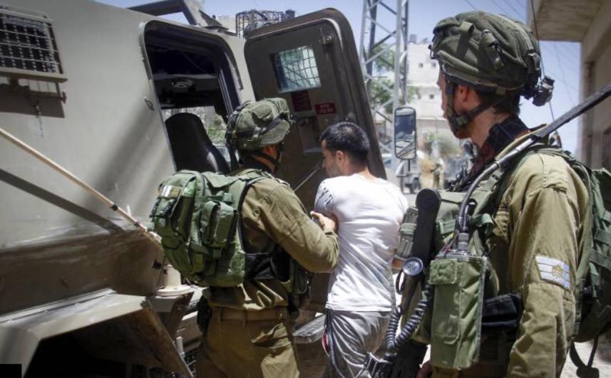 قوات الاحتلال تعتقل شاب