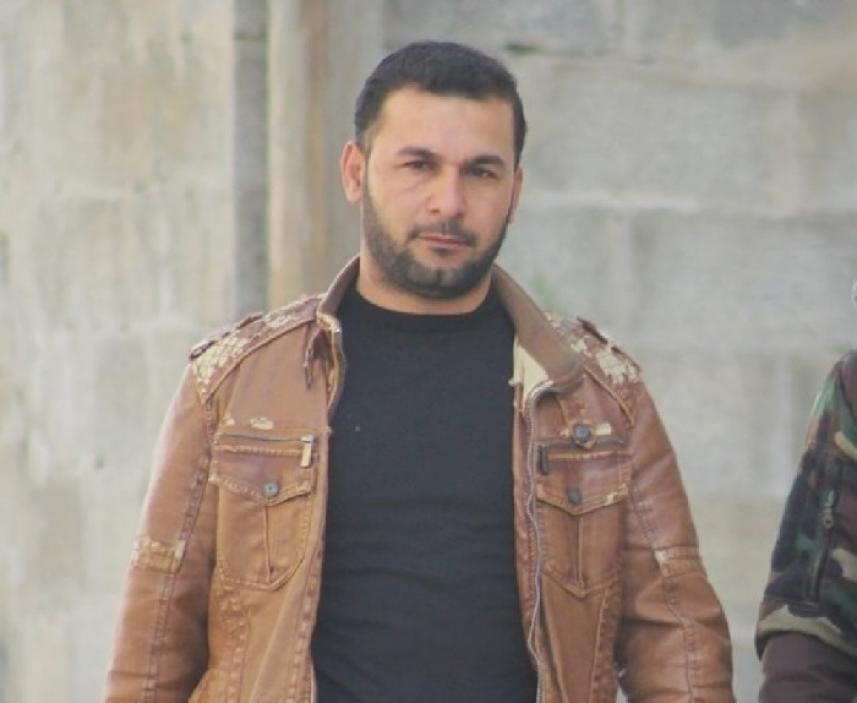 استشهاد القسامي محمود الأدهم