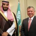 سلمان والملك الأردني