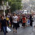 سكان قطاع غزة