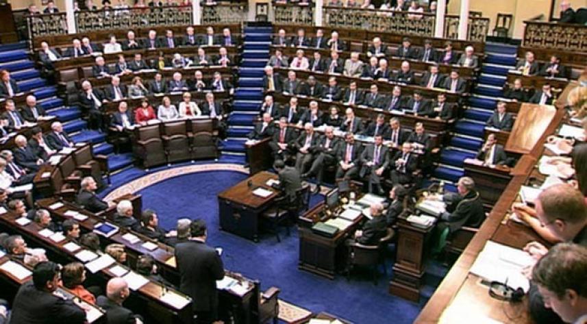 البرلمان الإيرلندي