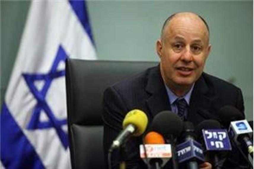 وزير المستوطنات الصهيوني