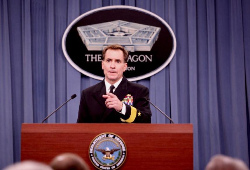 المتحدث باسم الخارجية الأمريكية جون كيربي
