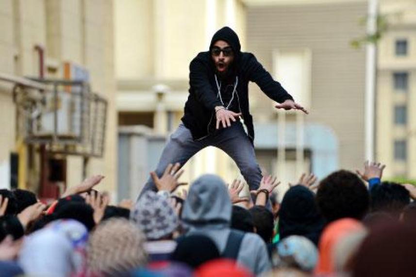 حوربت المظاهرات الطلابية عبر إجراءات رسمية وقمع أمني قوي