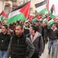 اعتصام في نابلس تضامناً مع الأسرى