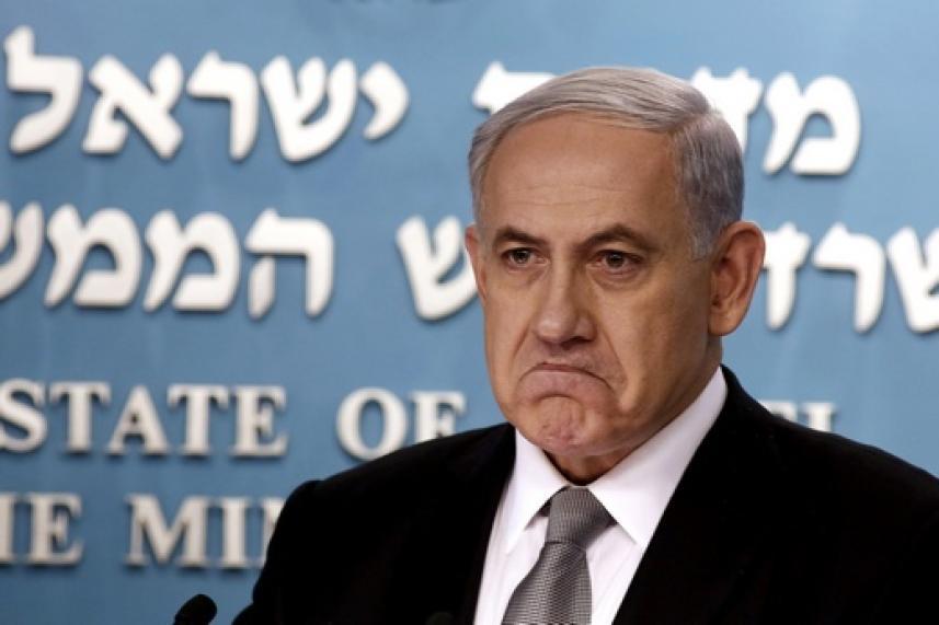 """رئيس حكومة العدو """"الإسرائيلي""""، بنيامين نتنياهو (أرشيف)"""