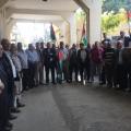 اللقاء التضامني في مخيم البص  (2)