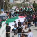 اللاجئون الفلسطينيون في لبنان يحييون ذكرى النكبة