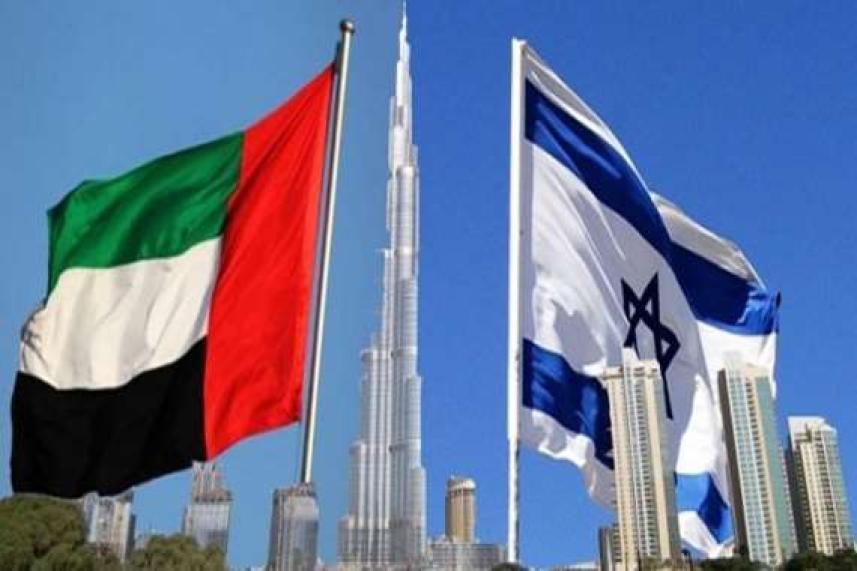 وكالة القدس للأنباء خطوة إماراتية تطبيعية متقدمة احتفاء صهيوني بأول صلاة سبت لليهود تقام في كنيس دبي