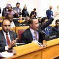 رئيس مجلس الأمة الكويتي، السيد مرزوق الغانم
