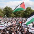تضامن مع فلسطين في أوسلو