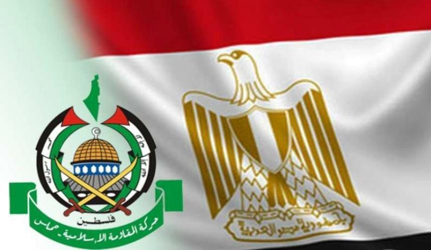 مصر + حماس