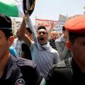 مظاهرة في الاردن تطالب بمحاكمة قاتل الاردنيين