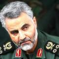 قائد قوة القدس في الحرس الثوري الايراني قاسم سليماني