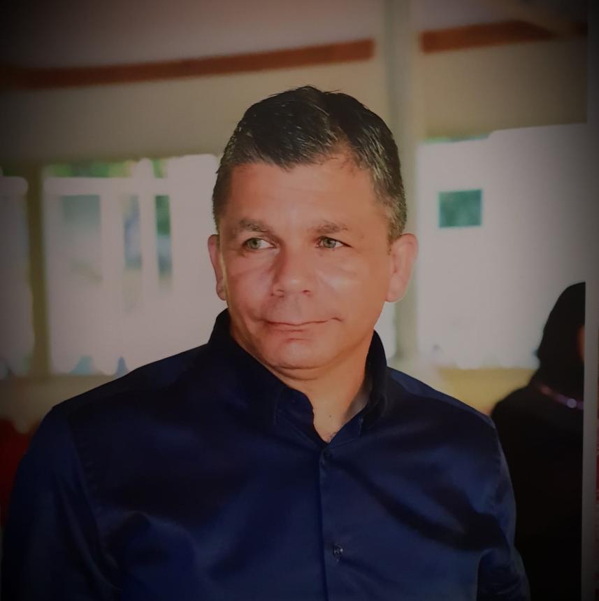 علي الدبوري عضو الأمانة العامة لحركة أبناء البلد